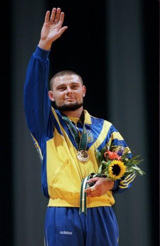 Вячеслав Олейник
