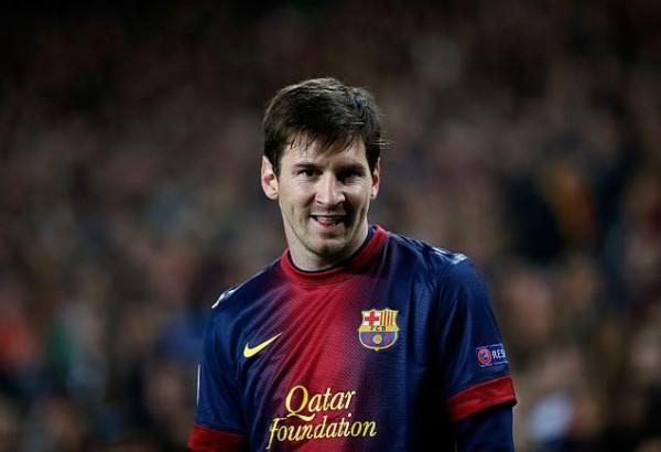 Лионель Месси признан лучшим футболистом 2013 года