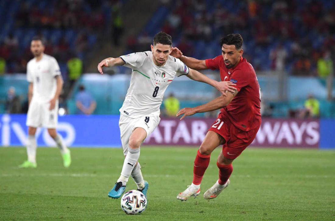Сборная Турции - сборная Италии