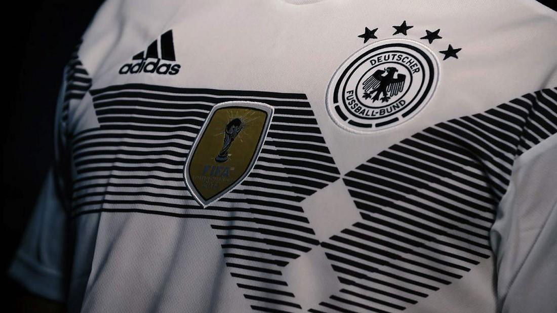 Германия показала форму для ЧМ-2018