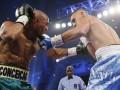 Украинец Гвоздик разобрался за три раунда с бразильским боксером