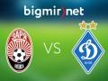 Заря - Динамо Киев 0:0 Трансляция матча чемпионата Украины
