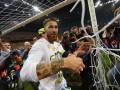 Серхио Рамос: Победа в Лиге чемпионов - фантастика и всегда будет в моем сердце