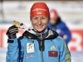 Вита Семеренко после родов выступит на Кубке IBU