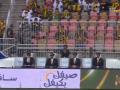 Мини-самолет возил фанатов вдоль поля на протяжении  матча