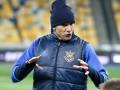 Шевченко: После тренировки захотелось помочь ребятам расслабиться