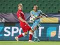 Курьезное вбрасывание мяча сборной Казахстана, которое принесло победу Беларуси