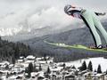 Накануне Олимпиады. Лыжное двоеборье