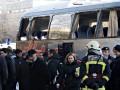 Фанаты загребского Динамо подожгли автобус с болельщиками ПАОК