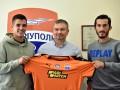 Мариуполь подписал двух футболистов-иностранцев