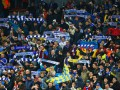 УЕФА наказал Динамо за поведение фанатов закрытием секторов на матч с Брюгге