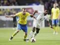 Швеция - Франция 2:1 Видео голов и обзор матча отбора на ЧМ-2018