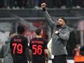 Милан вышел на первое место чемпионата Италии, обыграв Торино