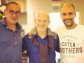 Гвардиола проводит отпуск в Италии с экс-тренером Наполи