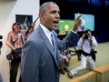 VIP-болельщики: Как Барак Обама смотрел футбол, а Кондолиза Райс писала твиты