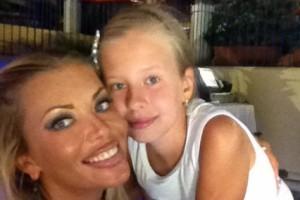 Лера с дочерью