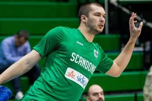 Украинец Фесенко - лучший игрок недели в Лиге чемпионов ФИБА