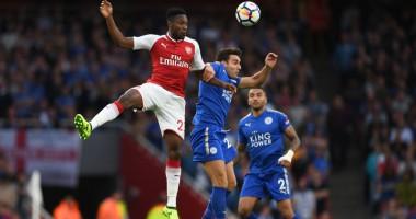 Арсенал - Лестер Сити 4:3 Видео голов и обзор матча