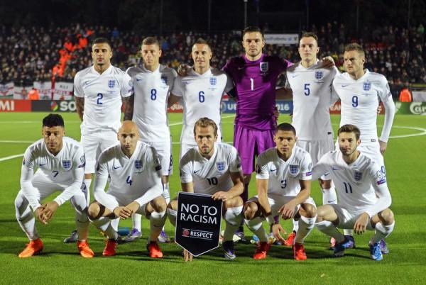 Сборная Англии огласила заявку на чемпионат Европы
