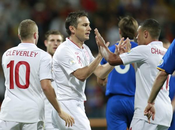 Англия рискует сыграть свой матч против Черногории на мокром поле