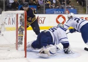 NHL: Баффало вырывает победу по буллитам