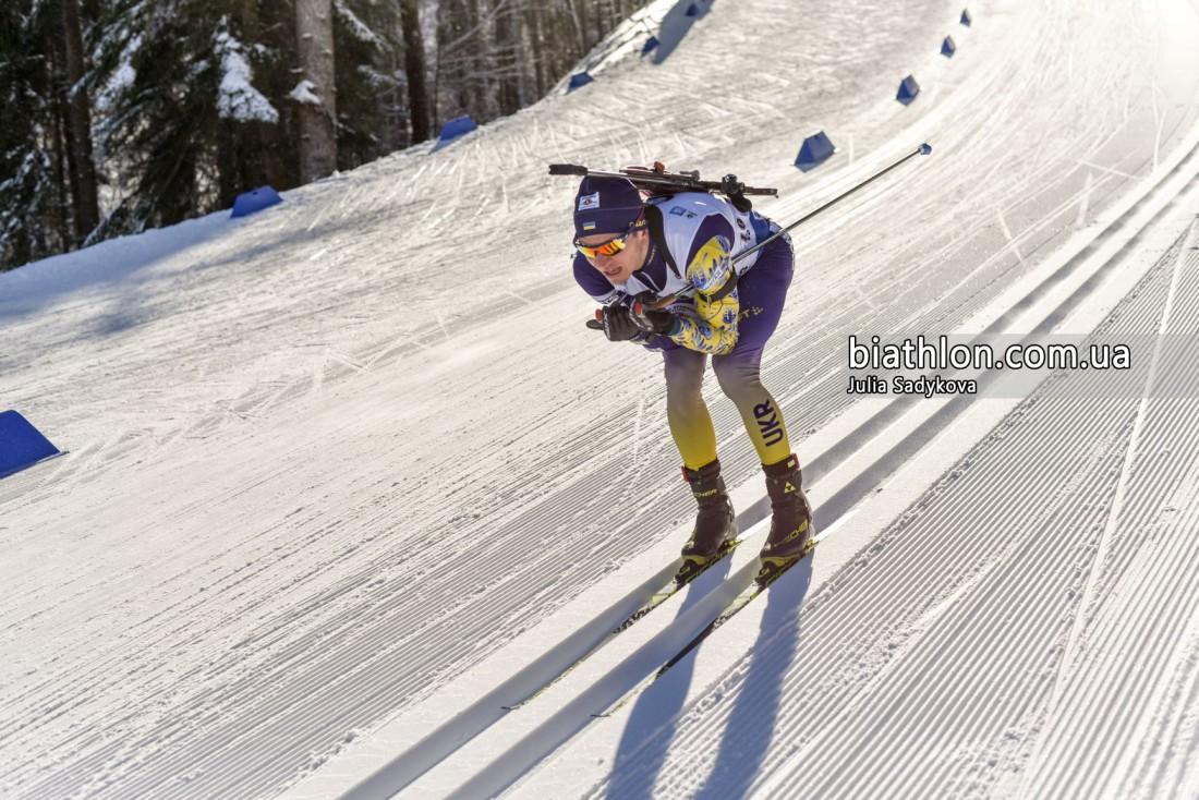 Сергей Семенов помог Украине занять 7-е место в эстафете