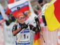 Германия выиграла женскую эстафету на этапе в Пхенчхане, украинки – седьмые