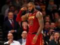 Мощные данки ЛеБрона и Гриффина – в пятерке лучших моментов дня НБА