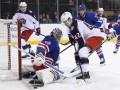 НХЛ: Коламбус по буллитам обыграл Рейнджерс, Даллас крупно уступил Чикаго
