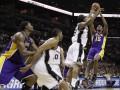 Лейкерс разбираются с Сан-Антонио и другие битвы. Итоги тура в NBA