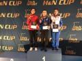 Украинские стрелки выиграли четыре золотых медали на престижном турнире