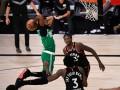 НБА: Торонто вырвал победу у Бостона, Клипперс разобрался с Денвером