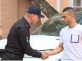 Полиция вернула игроку Динамо угнанный Range Rover