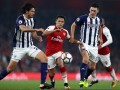 Арсенал - Вест Бромвич 2:0 Видео голов и обзор матча