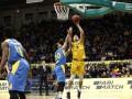 Киев-Баскет проиграл Вентспилсу, но вышел в плей-офф Кубка Европы со второго места