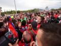 Фанат Атлетико погиб во время празднования чемпионства клуба
