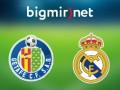 Хетафе - Реал Мадрид Трансляция матча чемпионата Испании