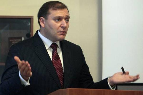 Добкин возмущен, что Харьков вновь может пострадать из-за львовских болельщиков