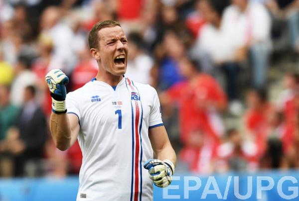 Историческая победа сборной Исландии