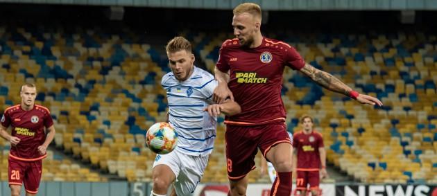 Динамо вторым составом вырвало победу у Львова