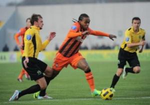 Александрия впервые забила два мяча в одном матче