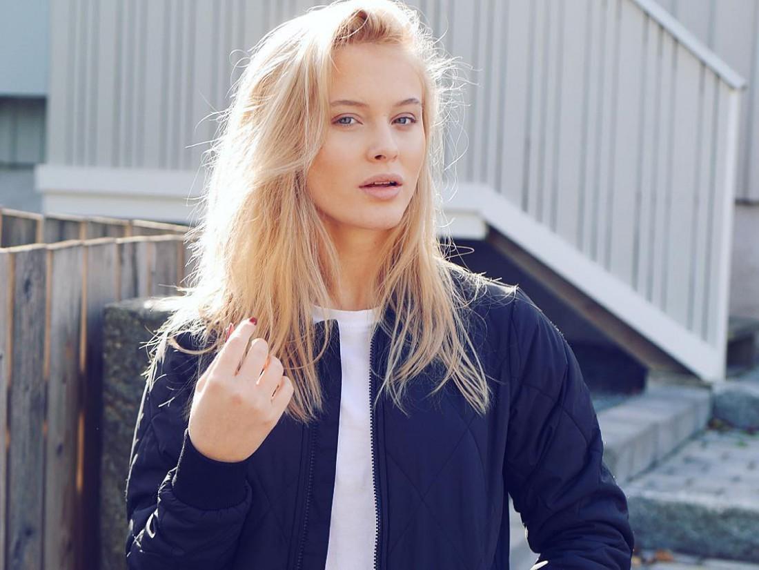 Шведская певица Сара Ларссон