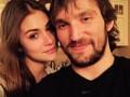 Звезда NHL Александр Овечкин закрутил роман с 22-летней красоткой