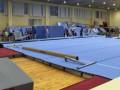 Успели к концу года: Украинские гимнасты получили новые снаряды