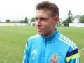 Перед игрой со Словакией Матвиенко сыграл с Шевченко в популярную игру