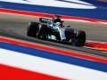 Хэмилтон стал лучшим на третьей практике Гран-при США