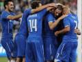 Италия на своем поле бьет бронзовых призеров чемпионата мира по футболу
