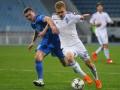 Олимпик сыграл вничью с Динамо в полуфинале Кубка Украины