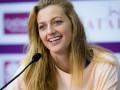 Квитова не считает себя фавориткой матча со Свитолиной