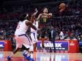 НБА: Нью-Йорк проиграл Шарлотт, Атланта победила Клипперс